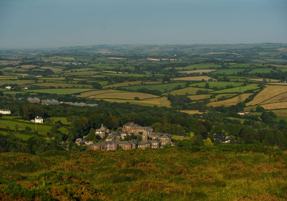 Moorhaven Village – Dartmoor